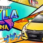 Harga dan Spesifikasi Daihatsu Ayla Pekanbaru