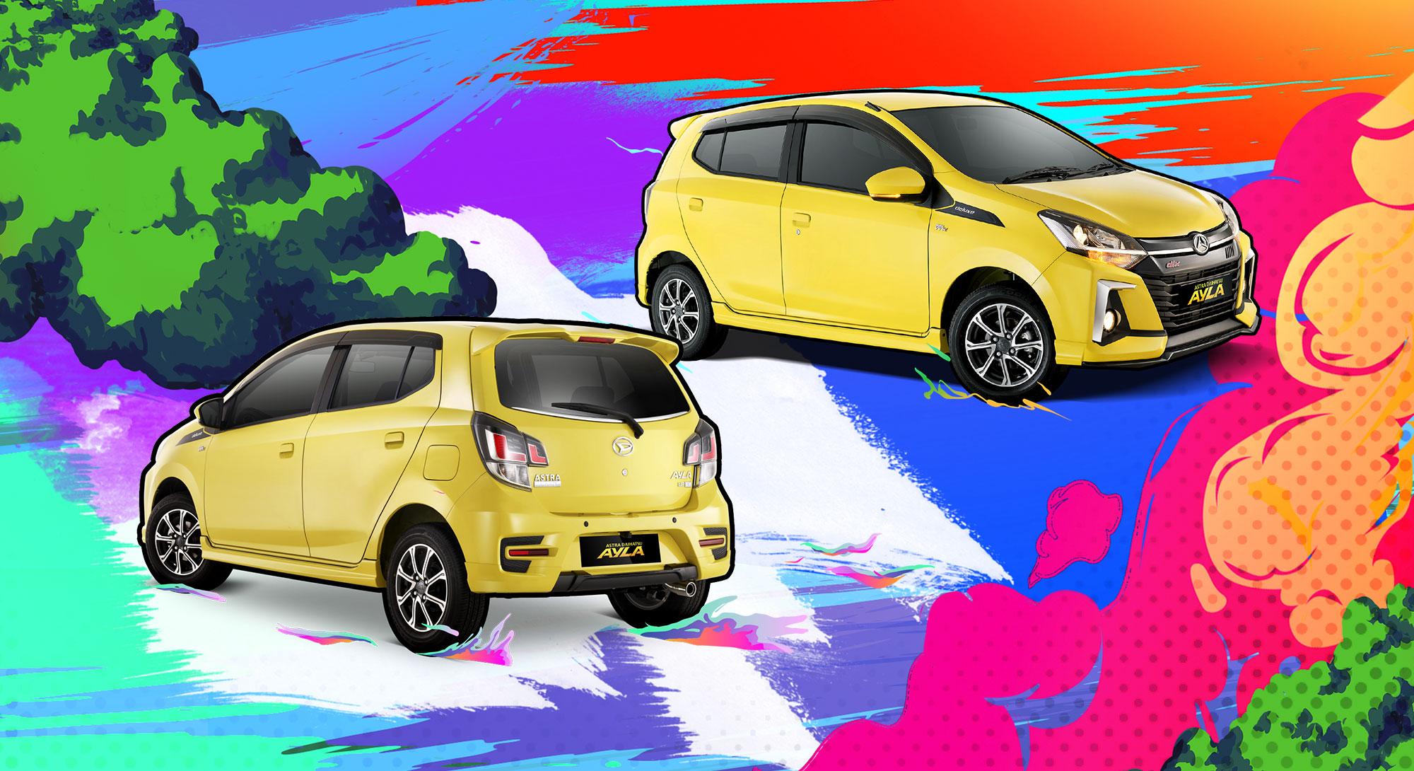 Harga dan Spesifikasi Daihatsu Ayla Pekanbaru2