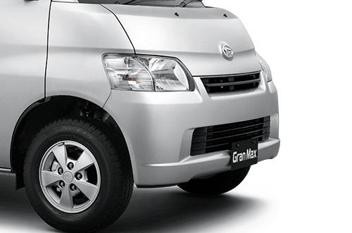 Harga dan Spesifikasi Daihatsu Granmax MB - New Eksterior
