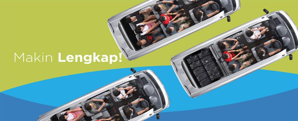 Harga dan Spesifikasi Daihatsu Granmax MB Pekanbaru - Interior