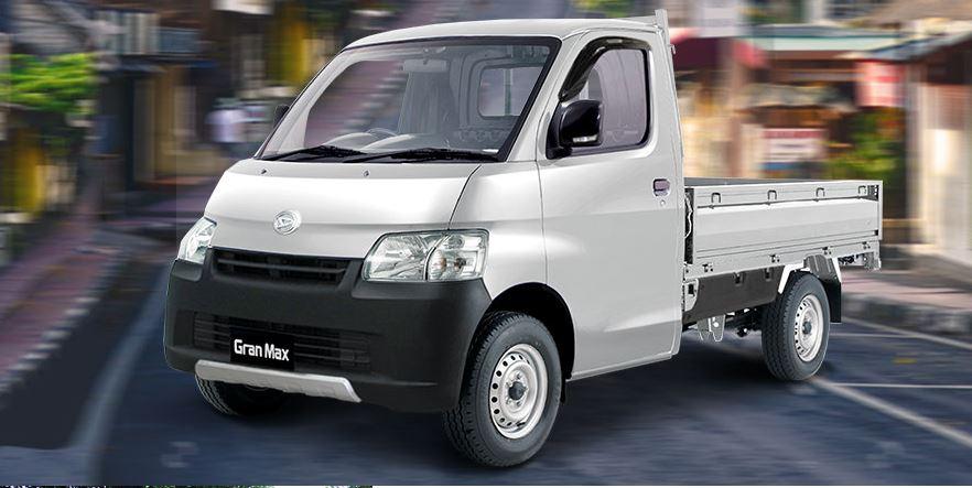 Harga dan Spesifikasi Daihatsu Granmax PU Pekanbaru - Eksterior