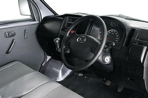 Harga dan Spesifikasi Daihatsu Granmax PU Pekanbaru - Kabin Luas