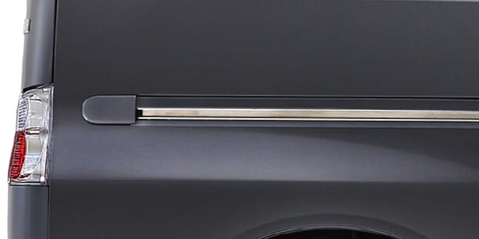 Harga dan Spesifikasi Daihatsu Luxio Pekanbaru - New Door Rail Cover