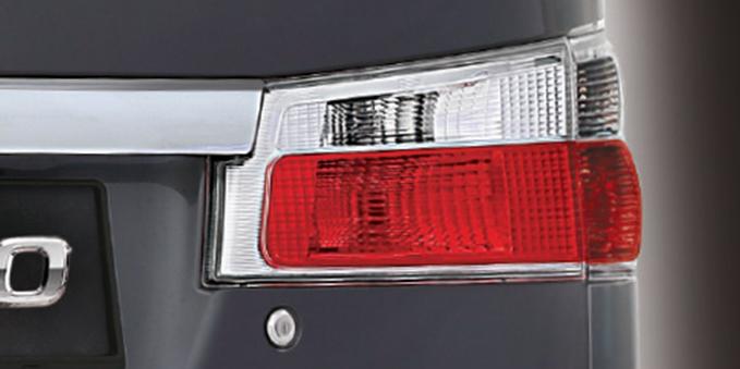 Harga dan Spesifikasi Daihatsu Luxio Pekanbaru - New Rear Combination Lamp