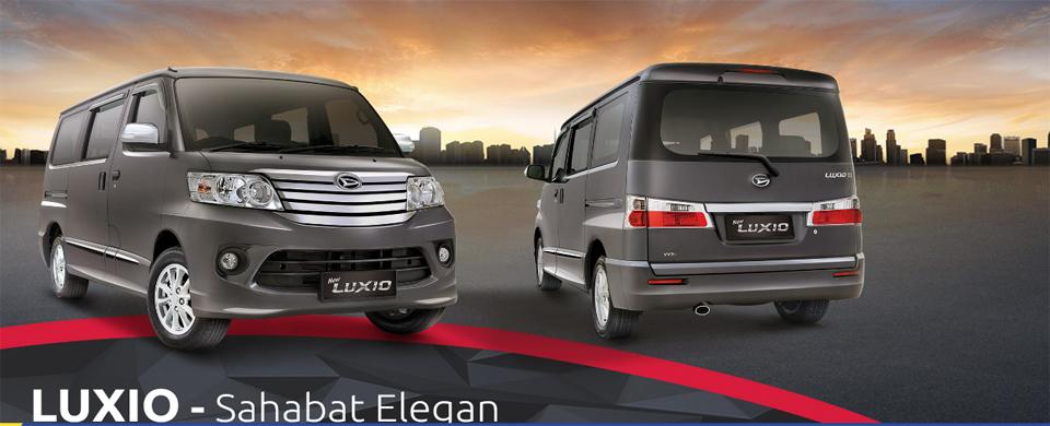 Harga dan Spesifikasi Daihatsu Luxio pekanbaru - Beranda
