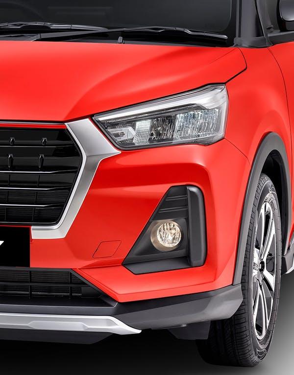 Harga dan Spesifikasi Daihatsu Rocky Pekanbaru - New Foglamp Cover