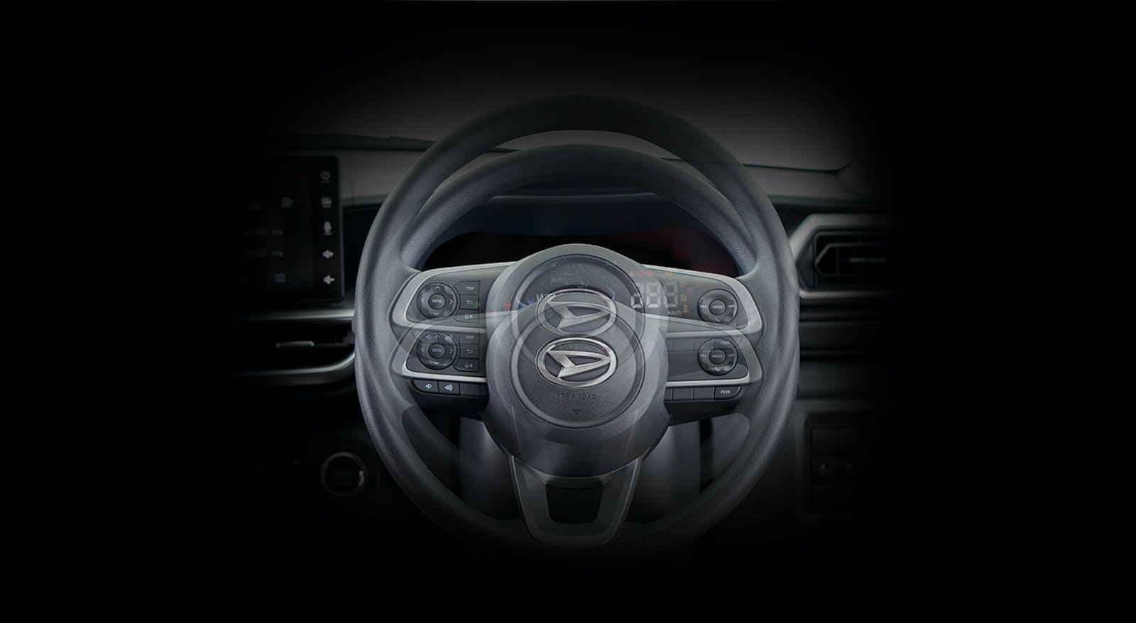 Harga dan Spesifikasi Daihatsu Rocky Pekanbaru - TILT STEERING
