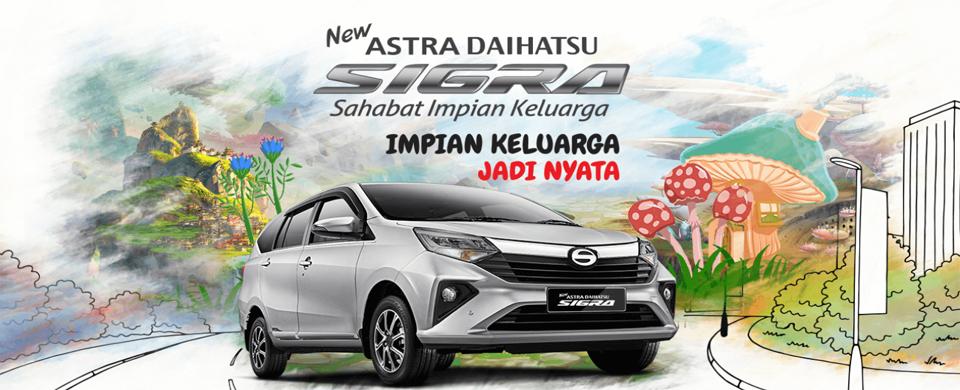 Harga dan Spesifikasi Daihatsu Sigra Pekanbaru - Beranda