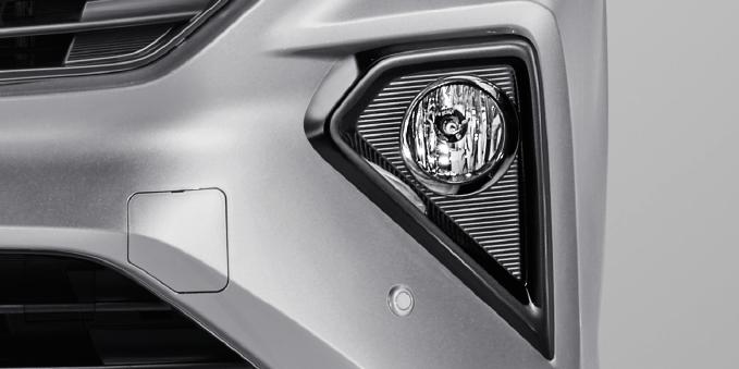 Harga dan Spesifikasi Daihatsu Sigra Pekanbaru - FOG LAMP