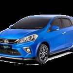 Harga dan Spesifikasi Daihatsu Sirion Pekanbaru