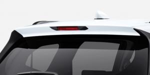 Harga dan Spesifikasi Daihatsu Terios Pekanbaru - Duck Tail Spoiler With HMSL (R All)