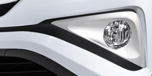 Harga dan Spesifikasi Daihatsu Terios Pekanbaru - NEW FOG LAMP COVER