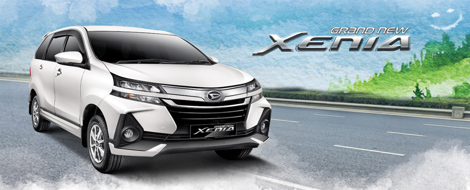 Harga dan Spesifikasi Daihatsu Xenia - Beranda