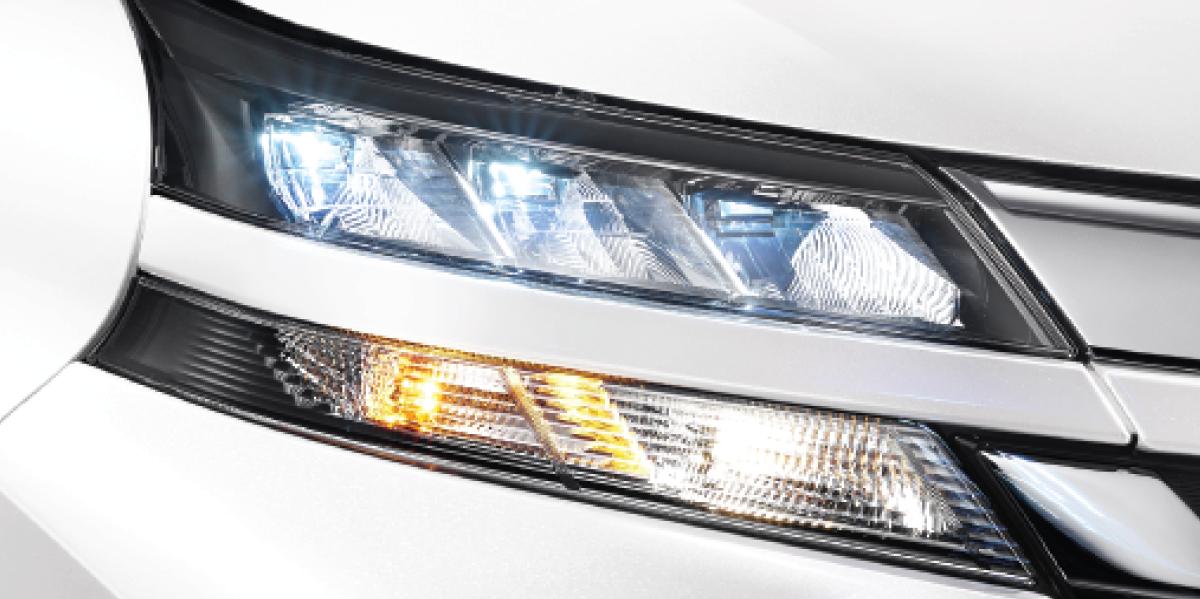 Harga dan Spesifikasi Daihatsu Xenia Pekanbaru - NEW LED HEADLAMP