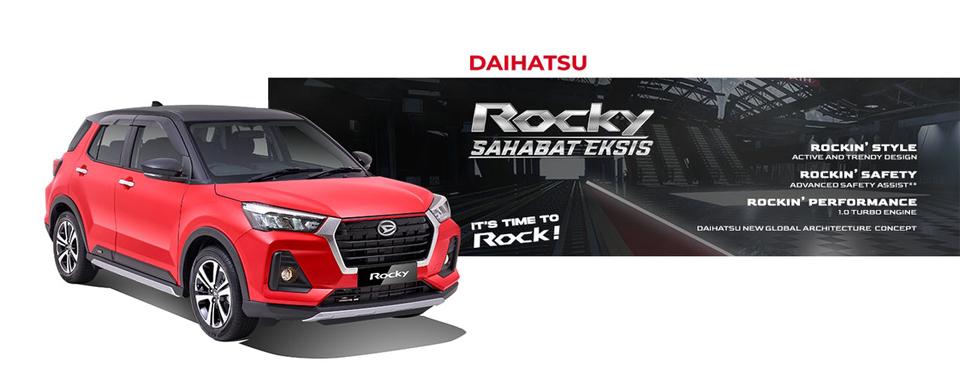 Promo Harga Kredit Daihatsu Pekanbaru Spesial Juni 2021 - Daihatsu Rocky