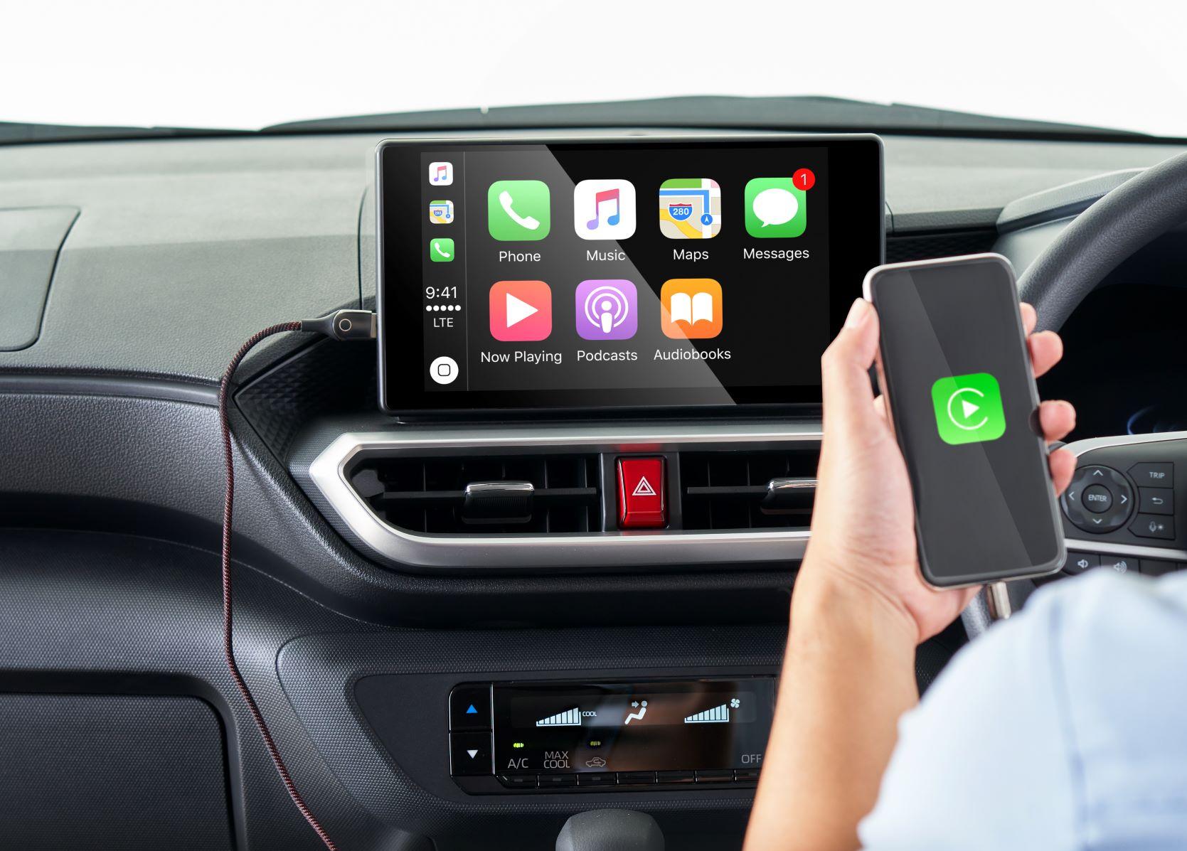 Inilah Kelebihan Daihatsu Rocky oleh Daihatsu Pekanbaru - Fitur