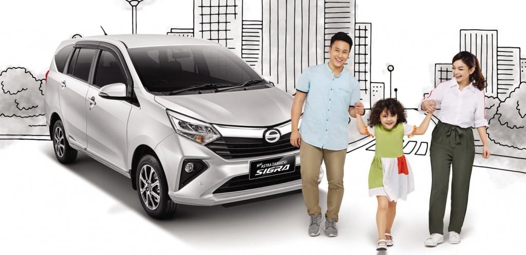 Inilah Kelebihan Daihatsu Sigra - Daihatsu Pekanbaru - Home