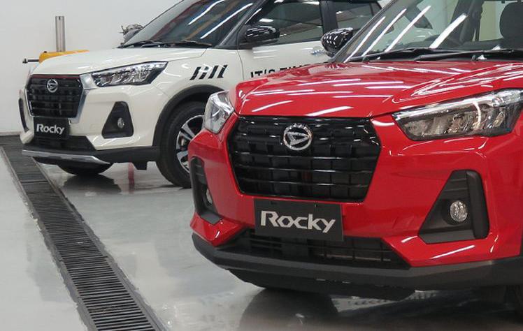Mengenal dan Cara Merawat Transmisi CVT Daihatsu Pekanbaru - Rocky CVT 2