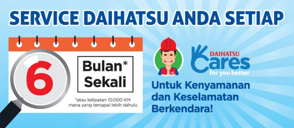 Pentingnya Servis Berkala di Bengkel Resmi Daihatsu Pekanbaru - Home