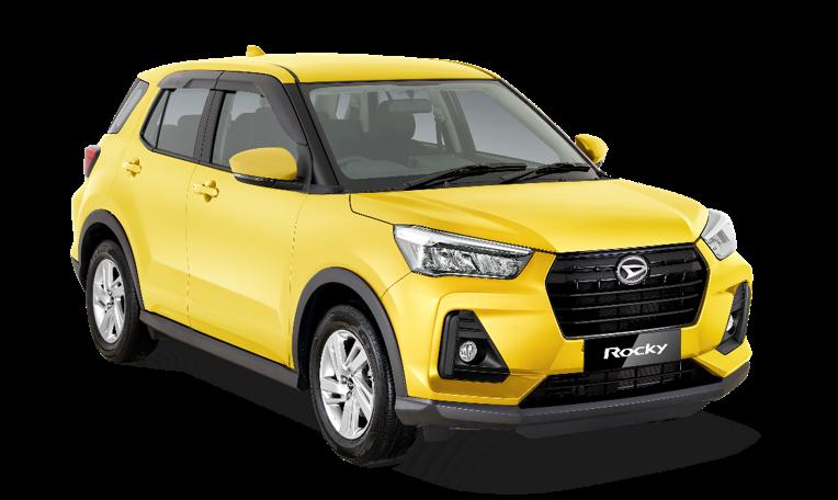 Pertama di Indonesia Rocky 1200 Resmi diluncurkan Daihatsu Pekanbaru - Home