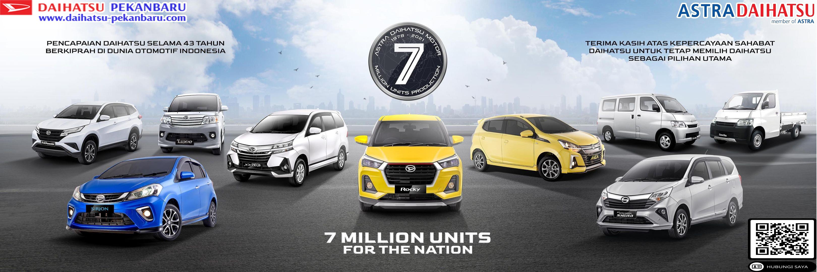 PPnBM Diperpanjang Saatnya Beli Mobil Daihatsu Pekanbaru